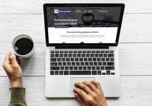 Création de site web - CCM Informatique