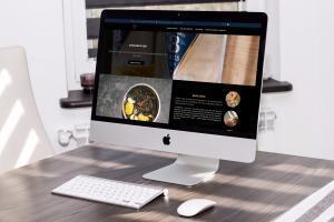 Création de site web - distillerietroislacs.ca