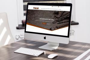 Création de site web - Mc-Call
