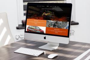 Création de site web - Lanoue